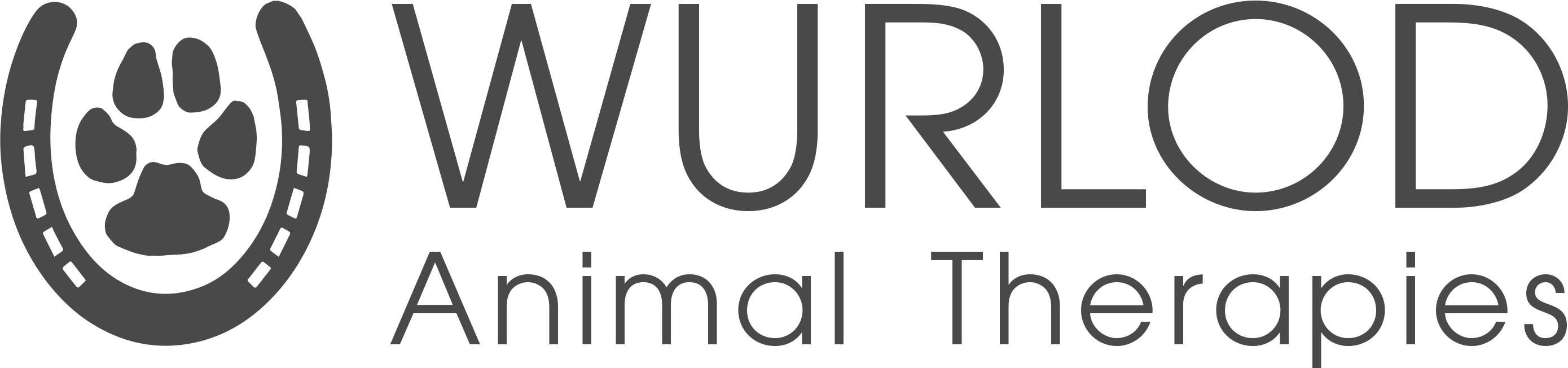 Wurlod Animal Therapies Logo